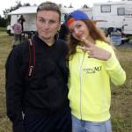 Já a nej kamarádka Sabča Foto Libor Klimeš