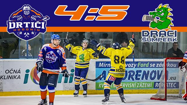 Hokej: 12.11.18 SHK iClinic Hodonín – Draci Šumperk 16.kolo