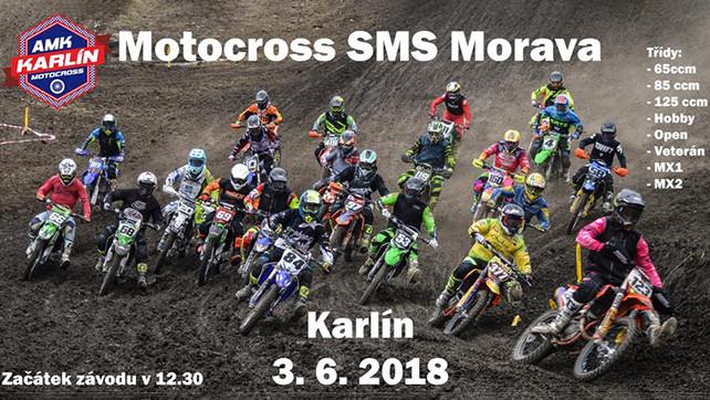 Motokros: SMS Morava – 03.06.18 Karlín