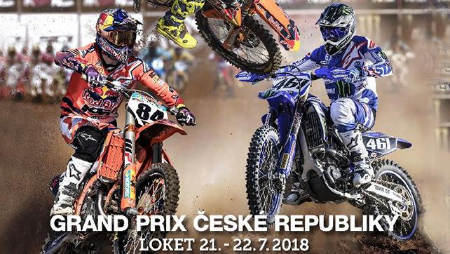 Motokros: MXGP of Czech Republic – 21-22.07.18 Loket