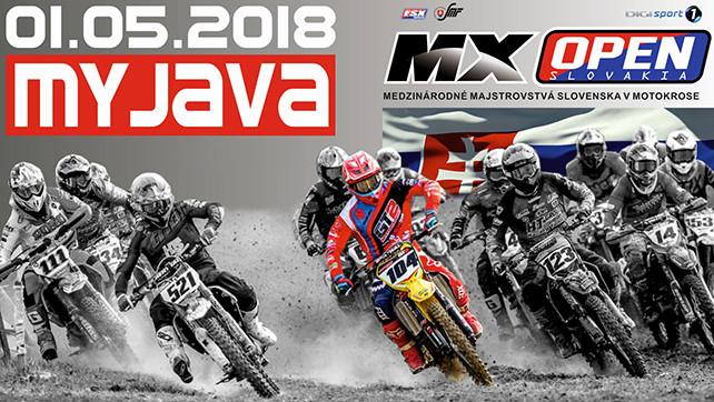 Motokros: MX Open – 01.05.18 Myjava