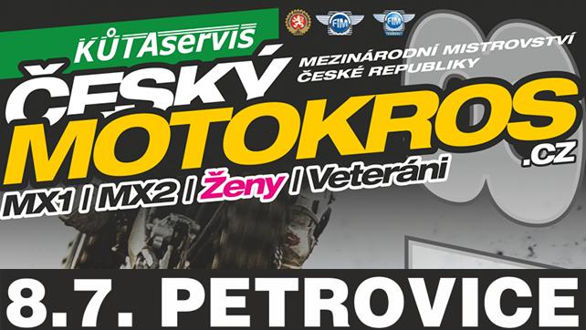 Motokros: MMČR – 08.07.18 Petrovice u Karviné