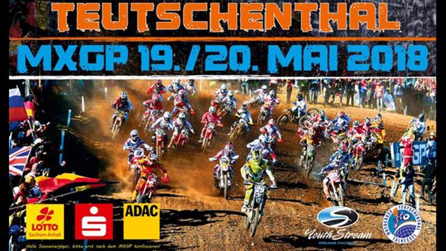 Motokros: MXGP of Germany – 19-20.05.18 Teutschenthal