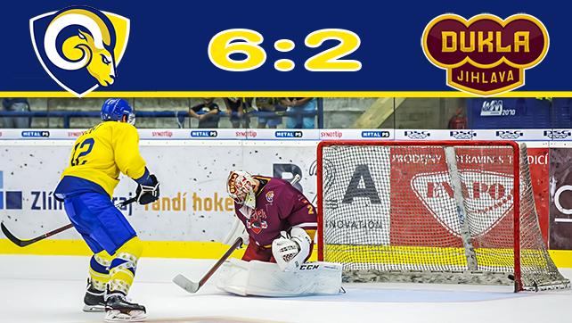 Hokej: 09.08.18 Zubr Cup: Berani Zlín – HC Dukla Jihlava