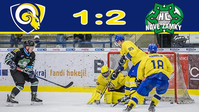 Hokej: 14.08.18 Zubr Cup: Berani Zlín – HC Nové Zámky