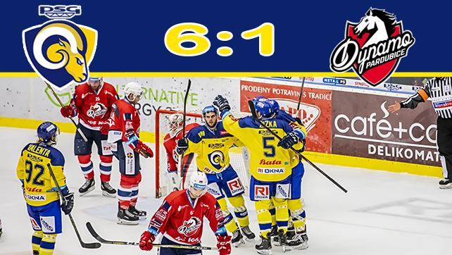 Hokej: 10.10.18 PSG Berani Zlín – HC Dynamo Pardubice 9.kolo