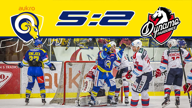 Hokej: 03.12.17 Aukro Berani Zlín – HC Dynamo Pardubice 28.kolo